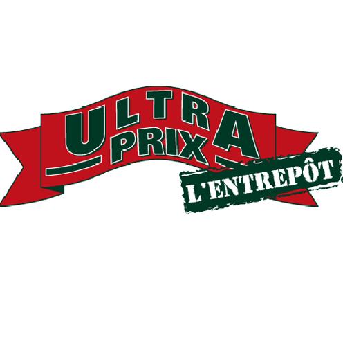 Ultra Prix L'Entrepôt : Facebook